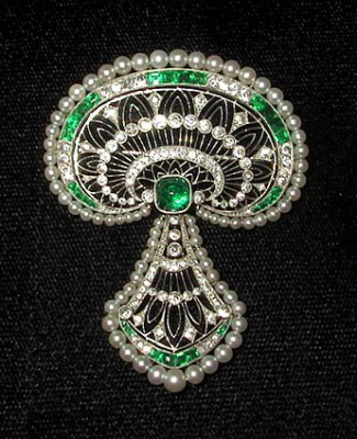 Belle Epoque Brooch